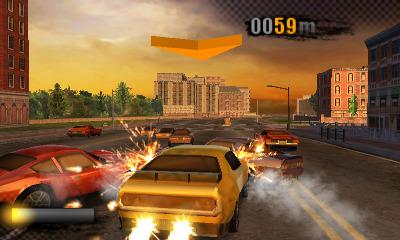 Imagenes de Driver Renegade de Nintendo 3DS