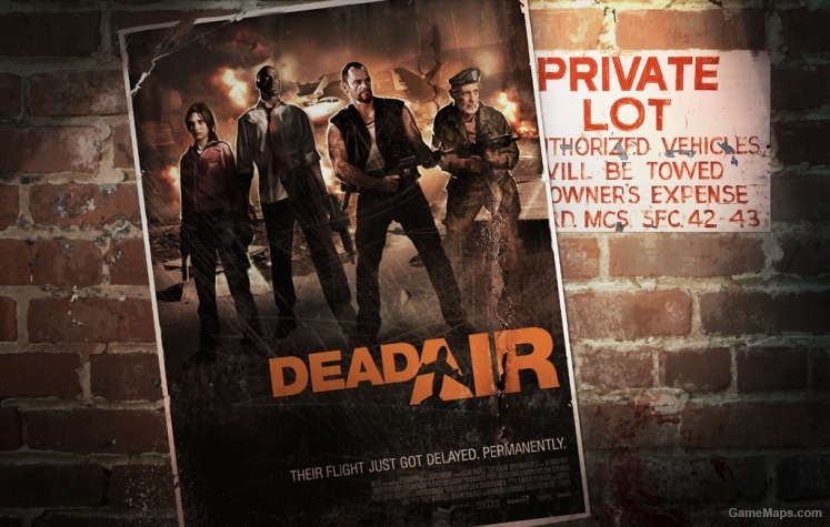 Left  Wallpaper Hd Dead Air Loading Screen Left 4 Dead 2 Gamemaps