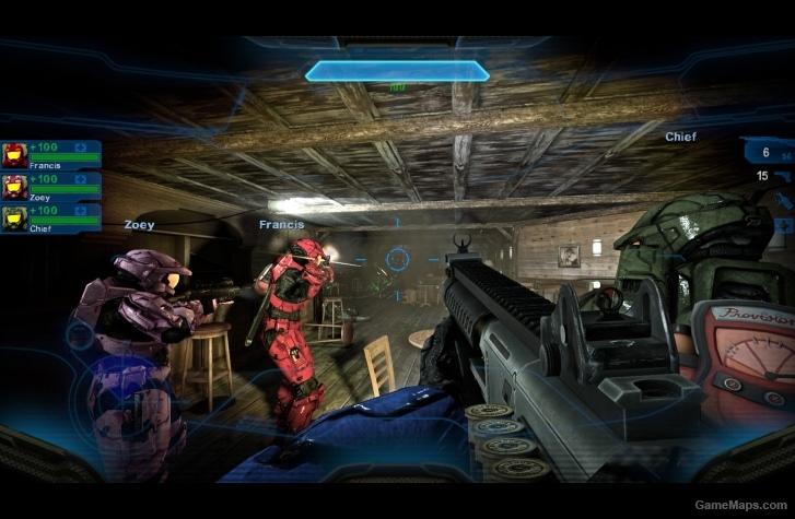 Wallpaper Dino Cute Delux Halo Hud Left 4 Dead 2 Gamemaps