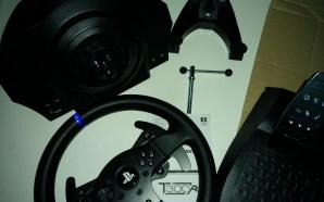Recensione Thrustmaster T300