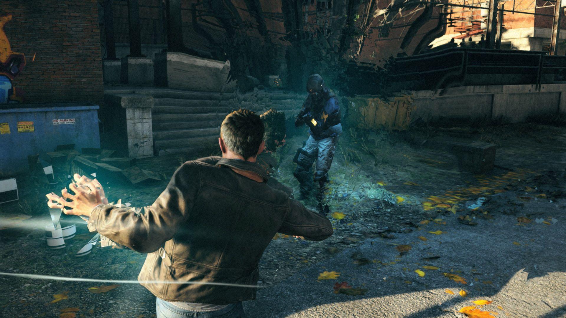 Quantum Break, lo sparatutto che è anche una serie tv