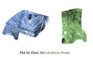 PlayStation 3 vs Xbox 360: il verdetto finale