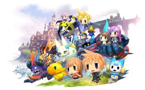Recensione World of Final Fantasy – Tra eroi e miraggi