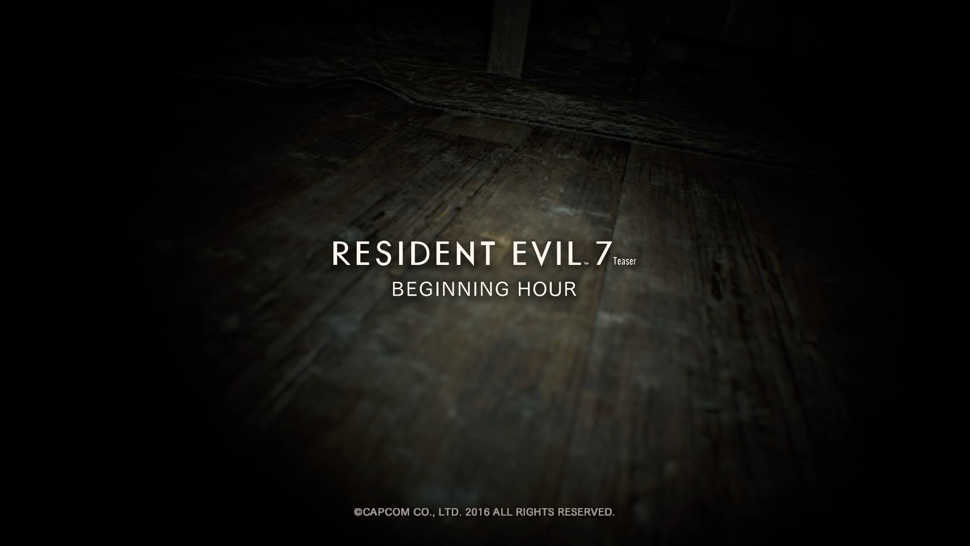 Tante nuove informazioni su Resident Evil 7