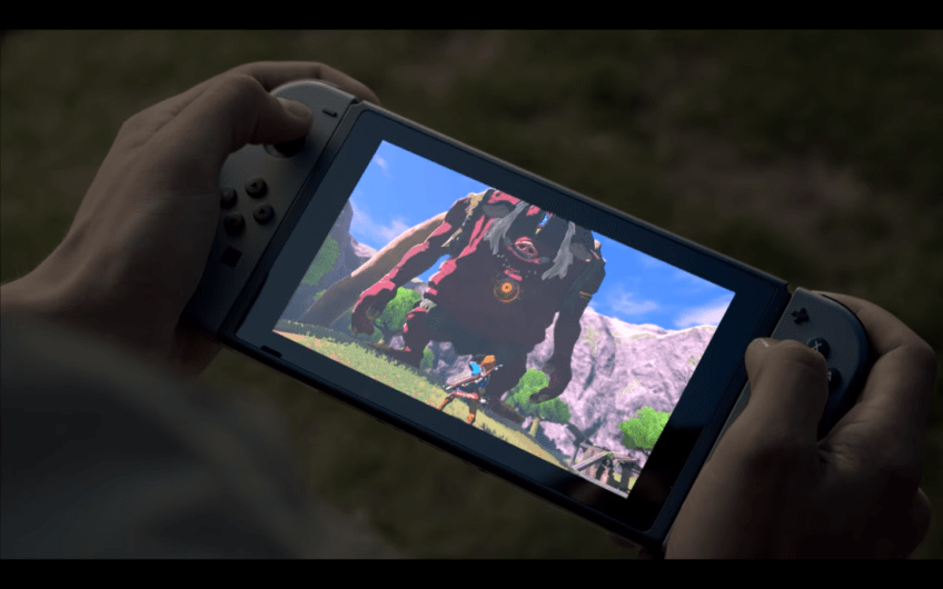 Nintendo Switch: Hands-on da Milano