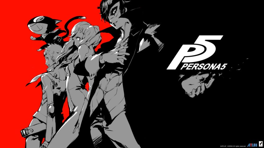 Persona 5 PlayStation 4 Gamempire