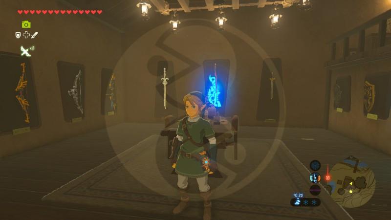 Zelda breath of the wild come ottenere una casa e for Costruire la casa dei miei sogni online