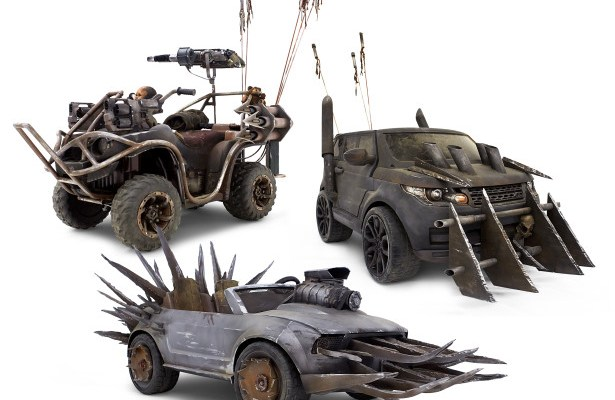 Mad Max Inspired Desert Drifters