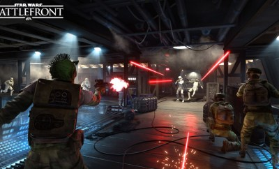 Star Wars: Battlefront Blast Mode