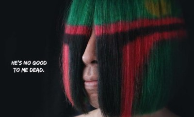 Boba Fett Helmet Hair Dye Job