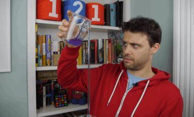 Polyethylene Oxide, The Self Pouring Liquid