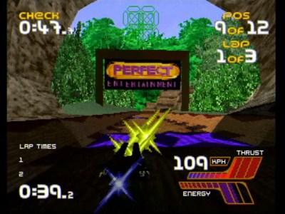 Wipeout 2097   www.gamepilgrimage.com