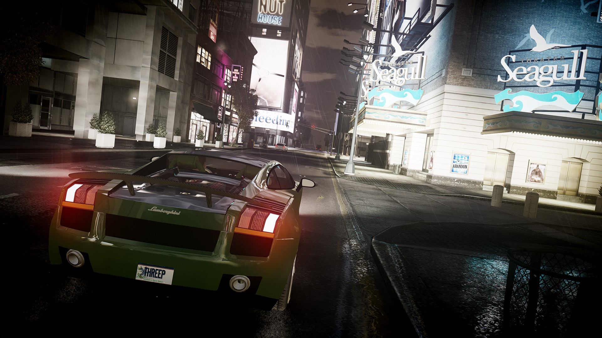 Car Wallpaper For Pc Gta Iv Gives Gta V Run For Its Money Via Mod