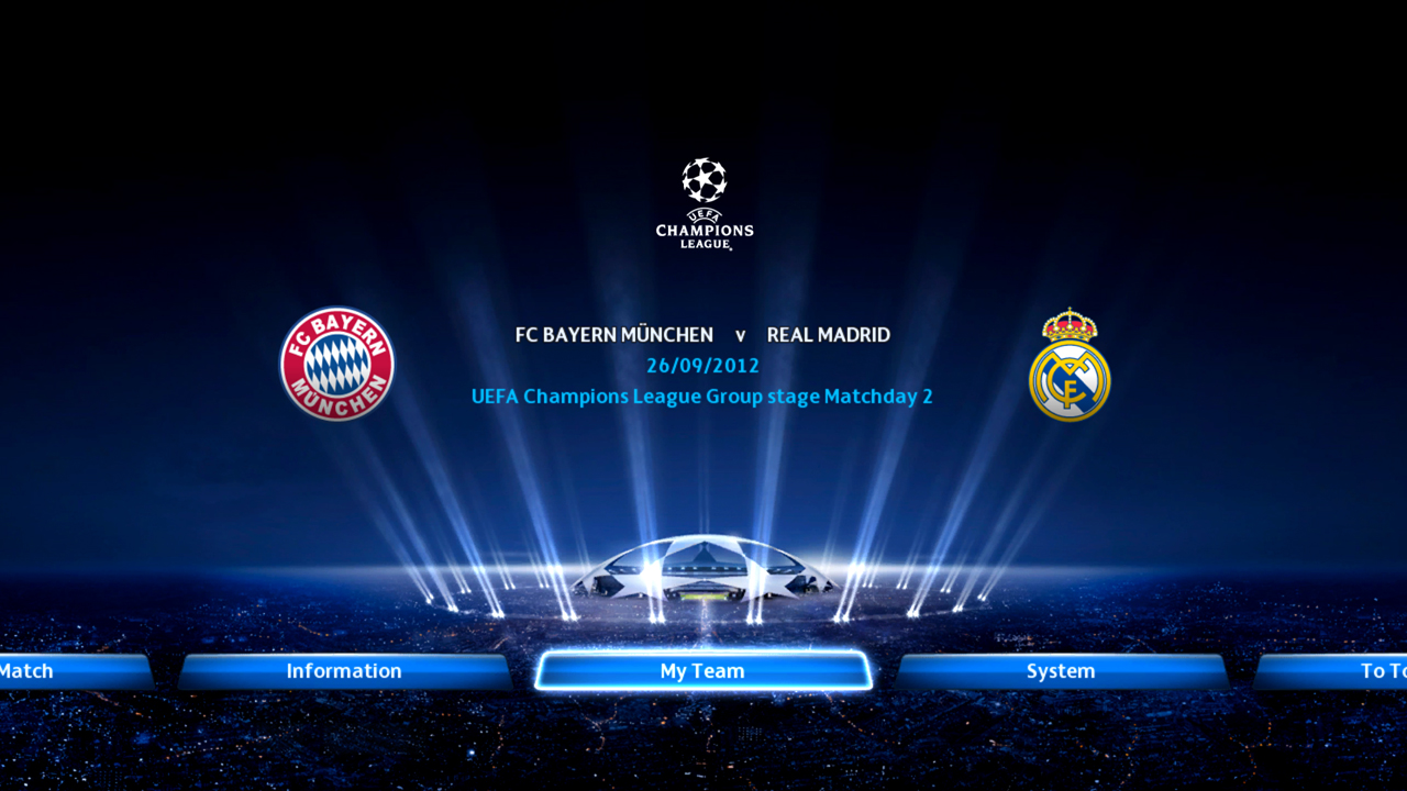 Nintnedo Fall Wallpapers Pes 2013 New Screenshots Show Uefa Champions League
