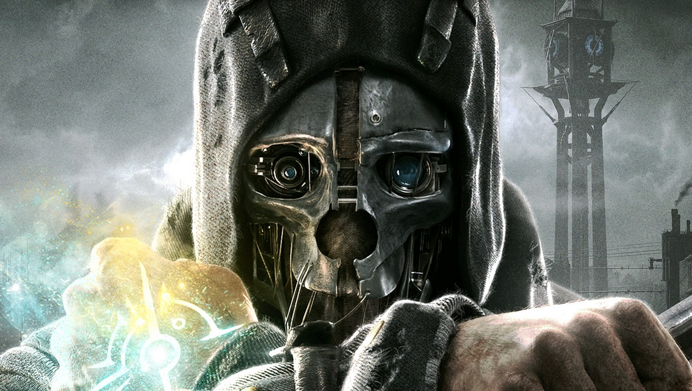 dishonored ps3 box art Bethesdas Dishonored   Gameplay Trailer Is Just Showin Off