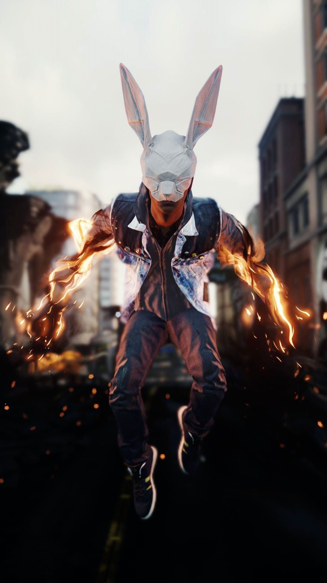 Another Anime Wallpaper Infamous Second Son Art Contest Result Announced Fan