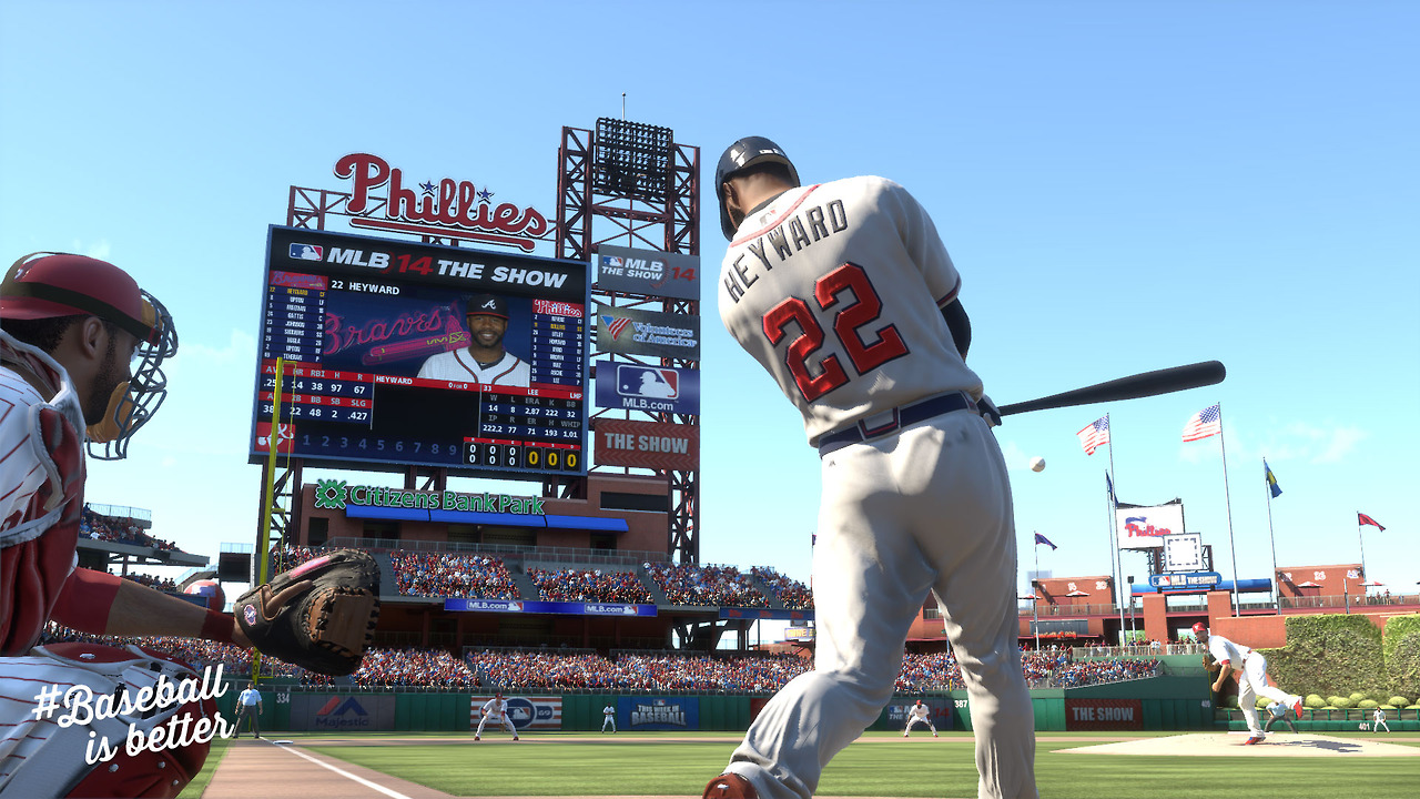 Wallpaper Engine And Pubg Eight New Mlb 14 The Show Ps4 Screenshots Released Looks