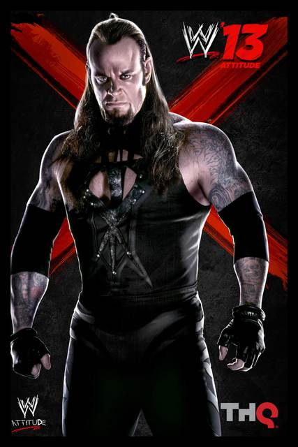 The Undertaker 3d Wallpaper Wwe 13 All 21 Dlc Characters Artworks Released