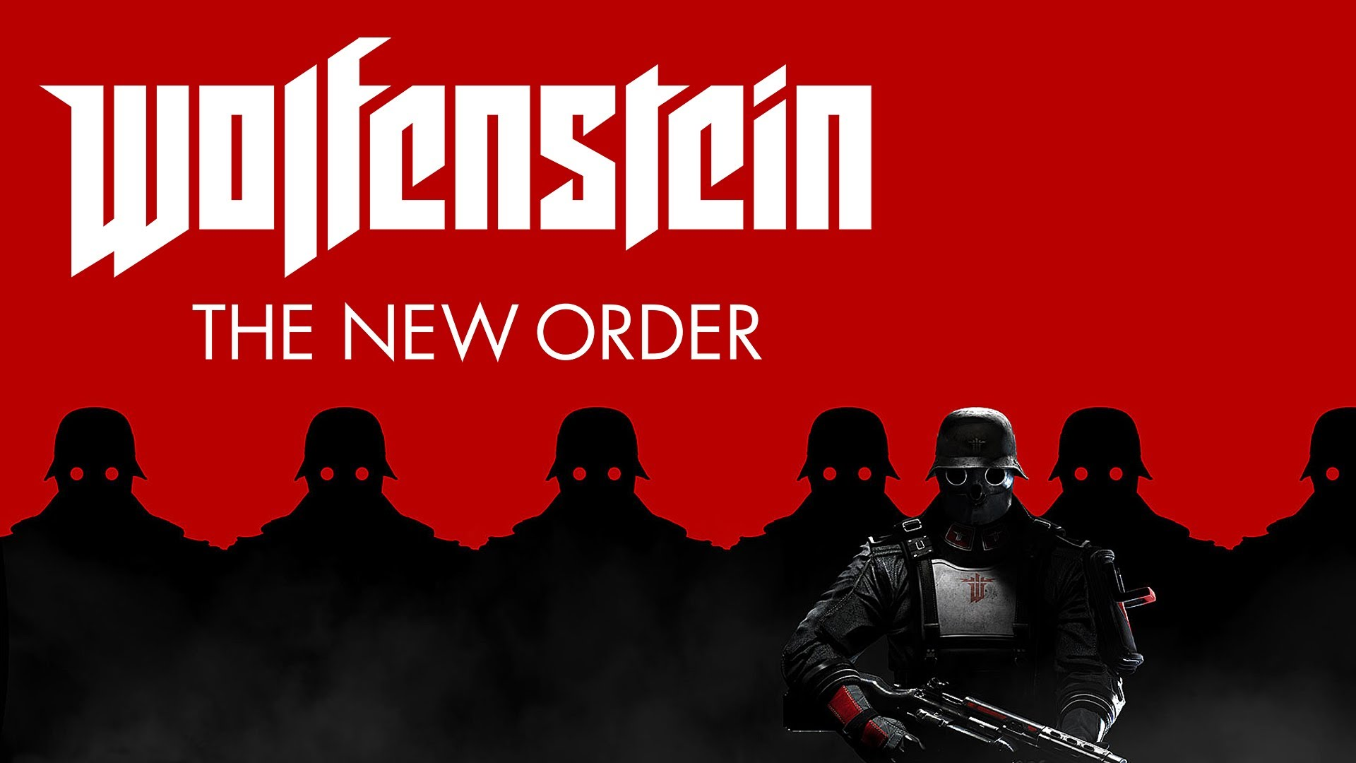 Iphone 5 Fall Wallpaper Wolfenstein The New Order Wallpapers Gamerbolt
