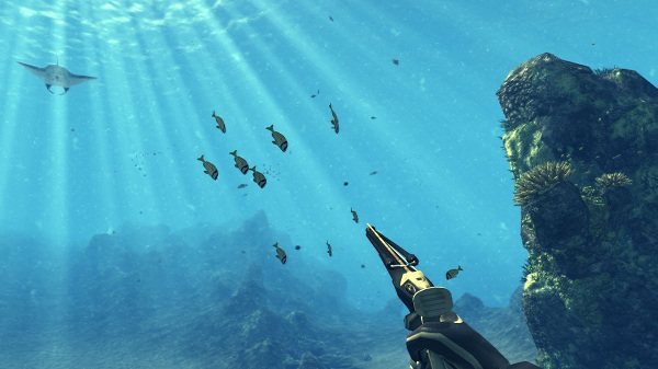 Hawaii Desktop Wallpaper Hd Depth Hunter The Spearfishing Simulator Review For Windows
