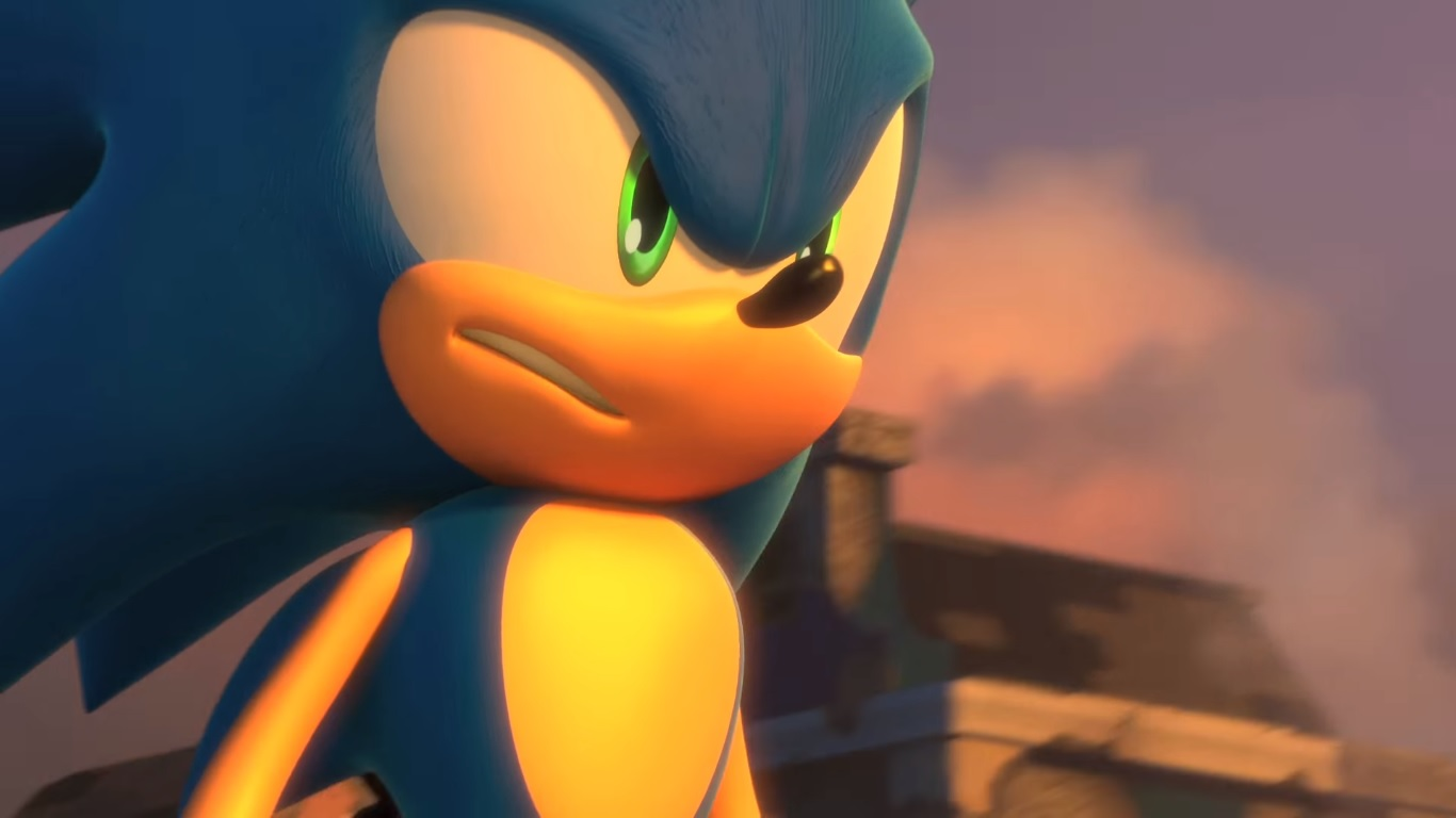 New 3d Wallpaper For Pc Pictures Of Sonic Forces 90 90