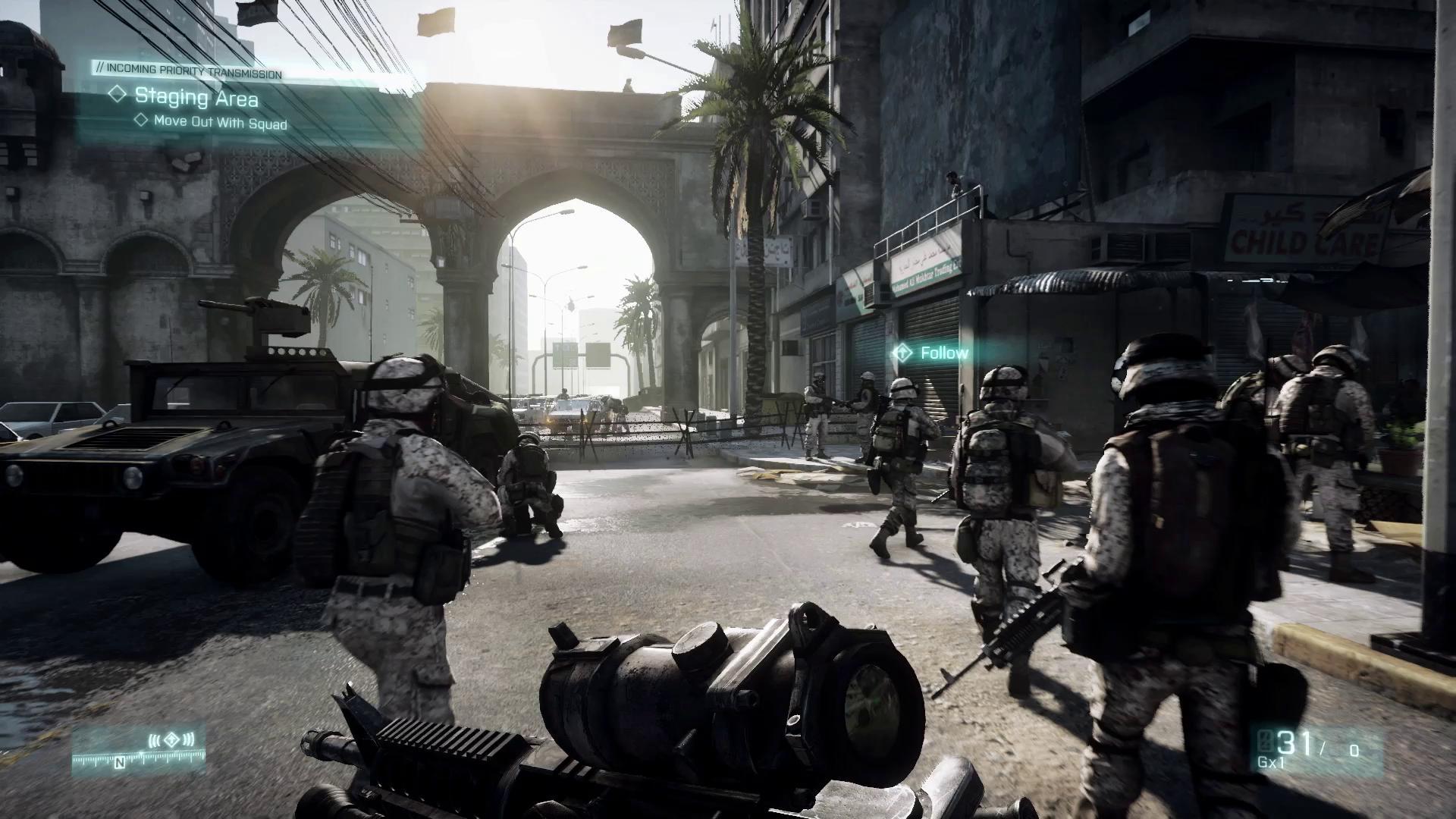 Starcraft Wallpaper Hd Battlefield 3 Media Battlefield 3 Gamereplays Org