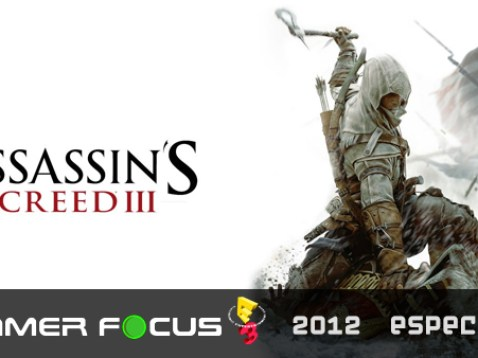 Assassins Creed 3 E3 2012