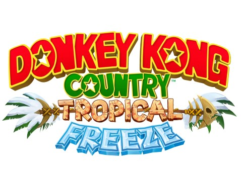 Donkey Kong Country Tropical Freeze Logo