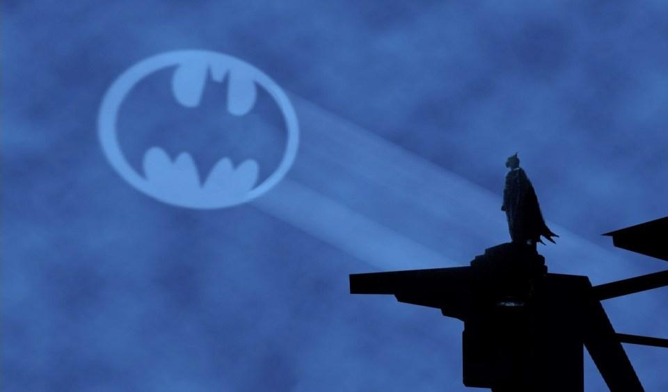 Batman Signal