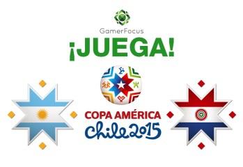Argentina vs Paraguay Copa America 2015 GamerFocus