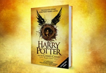 Harry Potter 8 and the cursed child