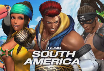 Equipo Sudamérica - The King of Fighters XIV