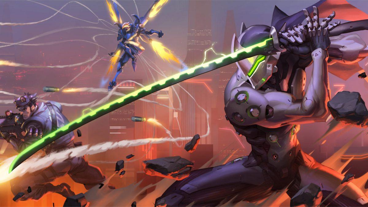 Más personajes de Overwatch llegarán a Heroes of the Storm