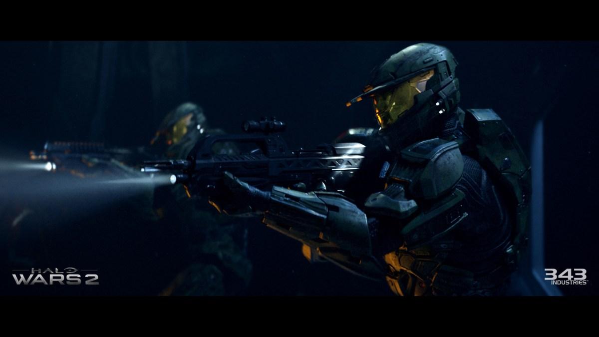 Conoce a los personajes de Halo Wars 2