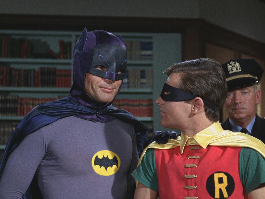 Batman y Robin: el dúo dinámico de los sesenta estará de vuelta