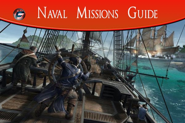 Assassins Creed 3 Naval Missions