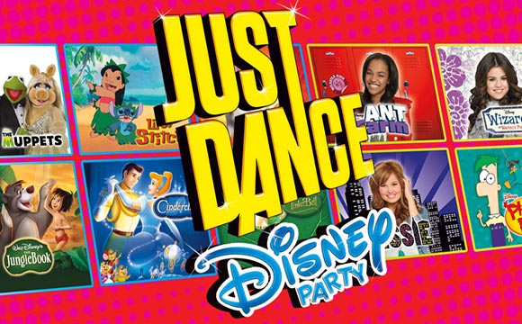 Just Dance Disney Party walkthrough