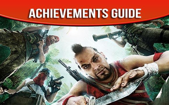 far cry 3 achievements