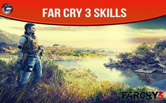far cry 3 skills
