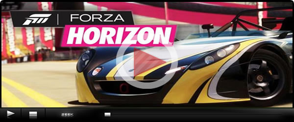 forza horizon demo walkthrough