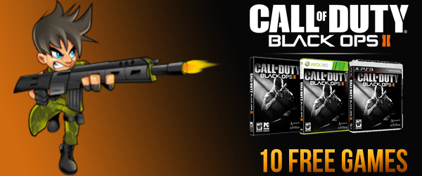 Black Ops 2 Giveaway