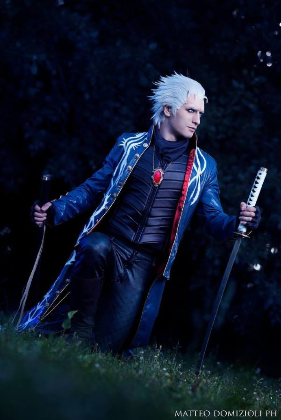 Devil May Cry Wallpaper Hd Cosplay Wednesday Devil May Cry S Vergil Gamersheroes