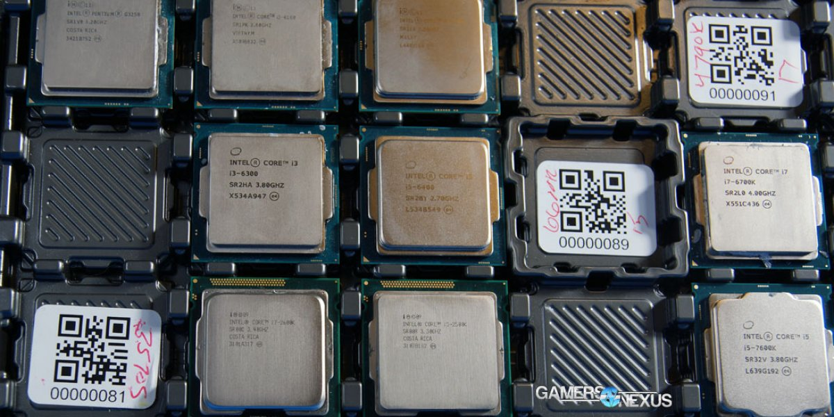 Intel i5-2500K Benchmark in 2017 Finally Showing Its Age