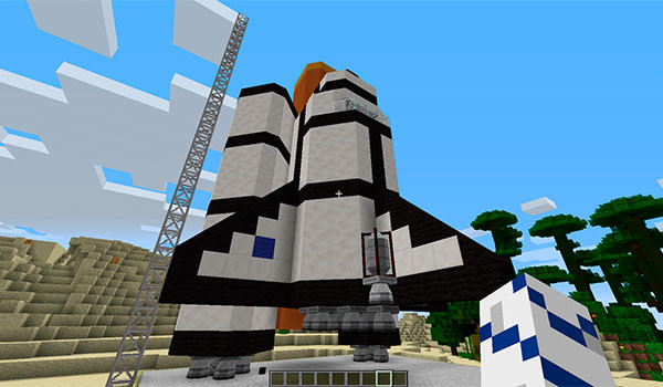 Advanced Rocketry Mod para Minecraft-GAMERSRD