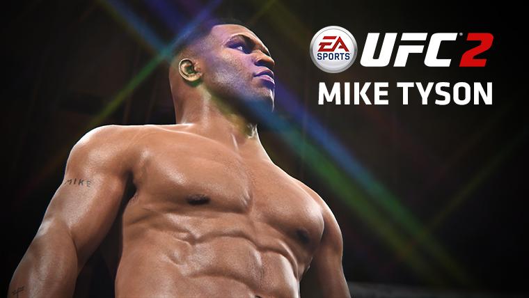 Mike Tyson-UFC 2 -GAMERSRD