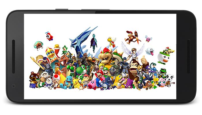 Nintendo-personajes-Android-GAMERSRD