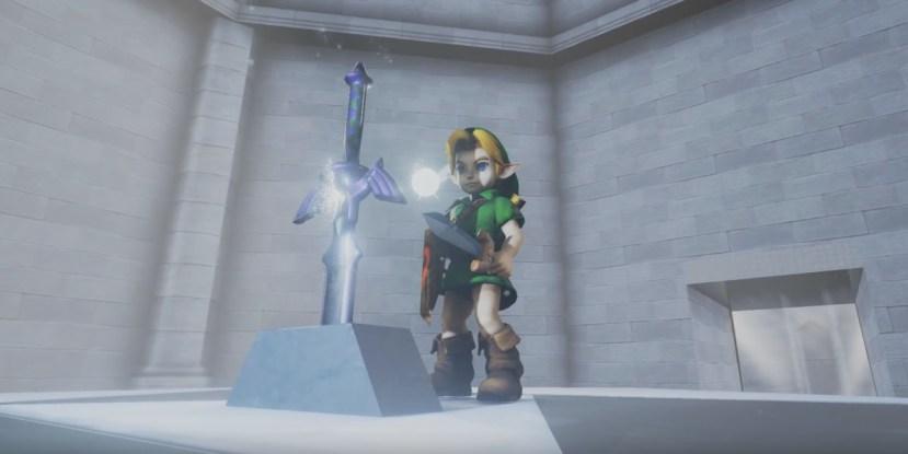 Ocarina-of-Time-Zelda-Unreal-Engine-4-GAMERSRD