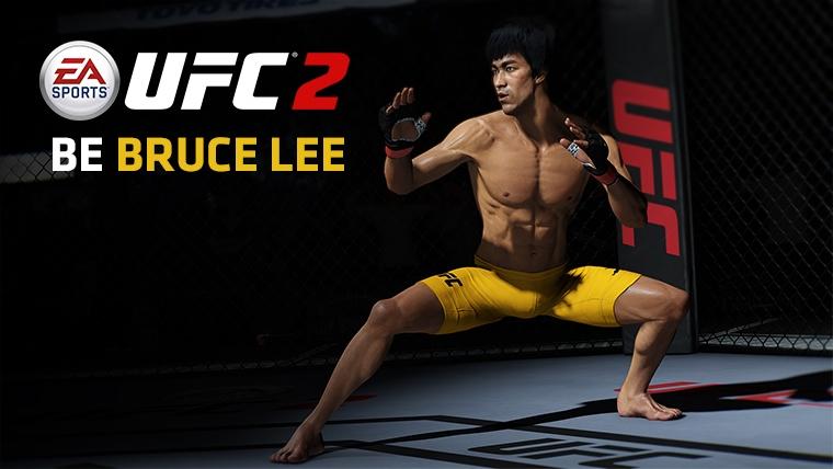 Bruce Lee-UFC 2-GAMERSRD