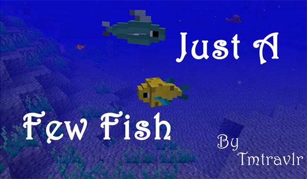 Just a Few Fish Mod para Minecraft 1.8 y 1.8.9-gamersrd
