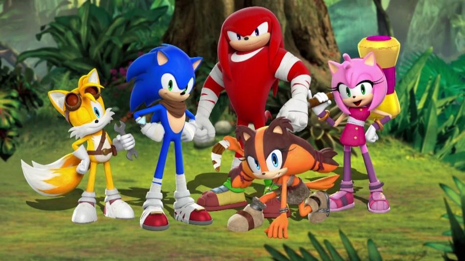 Sonic Boom -GAMERSRD